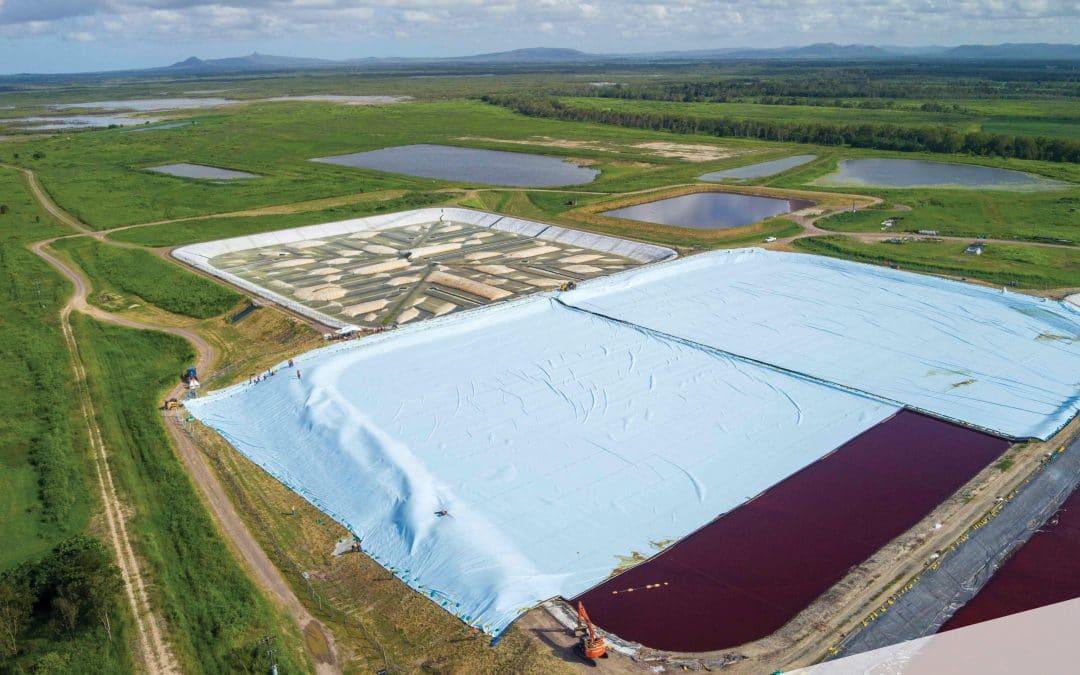 Wilmar Sugar Dam Cover